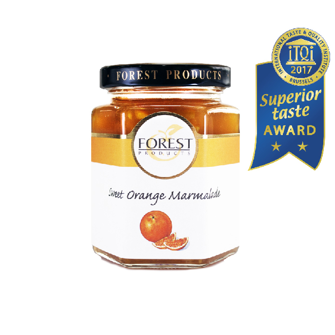 SWEET ORANGE MARMALADE